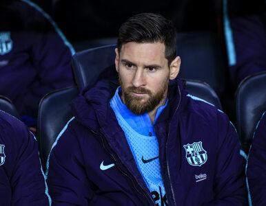 Barcelona musi pokonać Lyon. Czy Messi odpali jak Ronaldo?