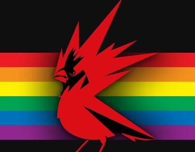 CD Projekt RED wspiera LGBT. Lawina krytycznych komentarzy