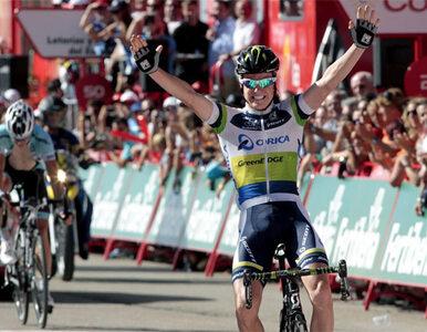 Vuelta a Espana: Polak 11, lider się zmienił