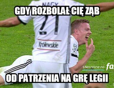 Lech Poznań rozgromił Legię 3:0. Internauci bezlitośni [MEMY]