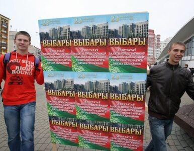 Białoruś: KGB w parlamencie, opozycji brak