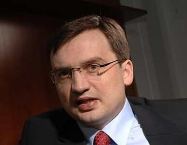 Komisja podjęła decyzję w sprawie Ziobry