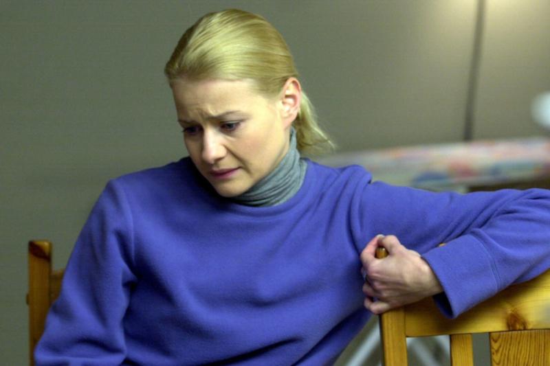 """Małgorzata Kożuchowska zagrała w serialu """"M jak miłość"""":"""