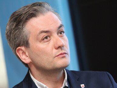Robert Biedroń kandydatem na prezydenta Warszawy? Polityk zabrał głos w...