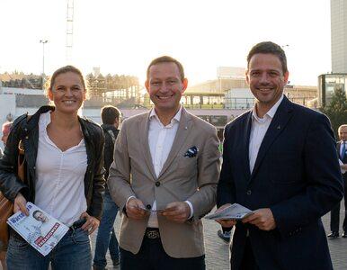 """Nowacka oficjalnie poparła Trzaskowskiego. """"Będzie prezydentem uczciwym..."""