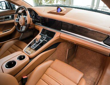 Szyli wnętrza dla Porsche i Rolls Royce'a. Teraz produkują maseczki