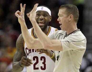 NBA: Cavaliers pokonali Mavericks. Pacers i Spurs kontynuują serie...