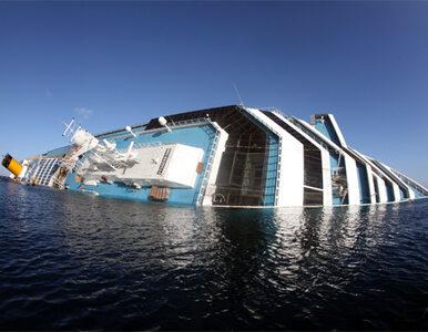 Costa Concordia: wrak oddał siedemnaste ciało