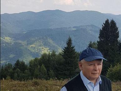 Jarosław Kaczyński na wakacjach. Gdzie wypoczywa prezes PiS?