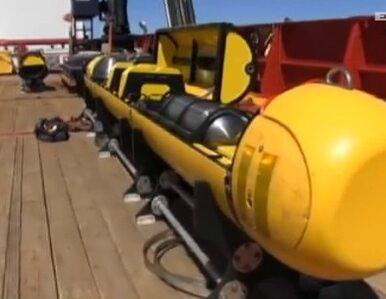 Poszukiwania boeinga. Podwodny dron wkracza do akcji