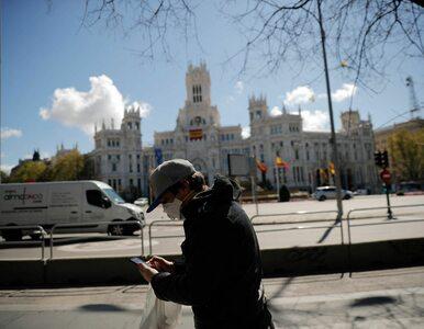 Ponad 13 tys. ofiar koronawirusa w Hiszpanii. Zmarło kolejnych 637...