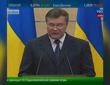 Janukowycz: Niedługo wrócę na Ukrainę