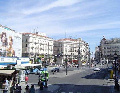 Kolejne zamieszki na Placu Puerta del Sol w Madrycie