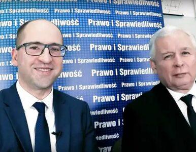 Selfie spot Bielana z udziałem Jarosława Kaczynskiego