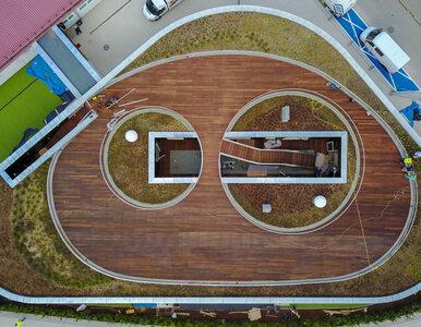 Przedszkole, które wyróżnia się architekturą