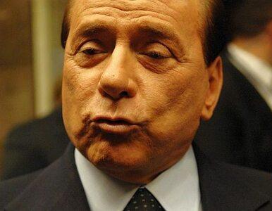 """Berlusconi: nie było żadnego """"bunga bunga"""""""
