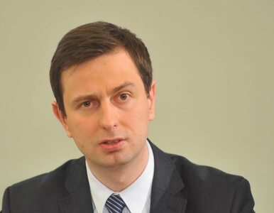 Minister: nie wykluczam startu w wyborach do europarlamentu