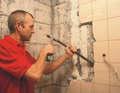 ReNOWAcja łazienki. Część pierwsza - prace początkowe