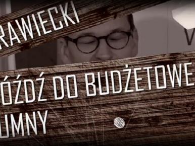 """Nowy spot PO. """"Morawiecki - gwóźdź do budżetowej trumny"""""""