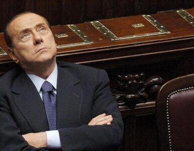Włoski kryzys ? Berlusconi musi odejść