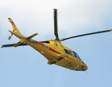 Ukradli pilotowi pogotowia sprzęt i licencję bez których nie może latać....