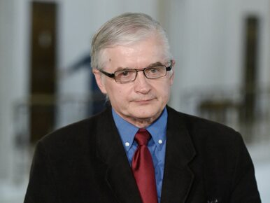Wypowiedzią Cimoszewicza zajmie się prokuratura? Chodzi o słowa na temat...