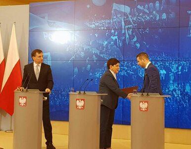 """Wiceminister Jaki szefem komisji weryfikacyjnej ds. reprywatyzacji. """"Ma..."""