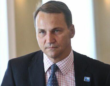 Poseł SLD: Sikorski jest za mało stanowczy, Polska nie może utrzymywać...