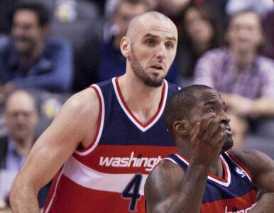 """NBA: zwycięstwo """"Czarodziejów"""", świetny mecz Gortata"""