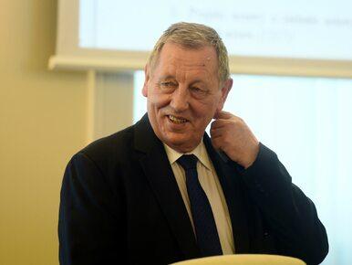 Przyjaciel ministra Szyszki ks. Duszkiewicz zatrudniony w Lasach...