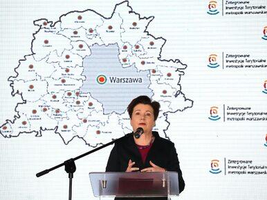 Afera wokół prezydent Warszawy. Chodzi o możliwość popełnienia przestępstwa