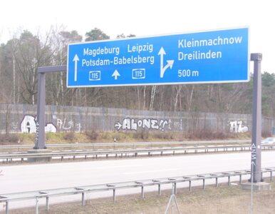 Niemieckie autostrady jednak z ograniczeniem do 130 km/h?