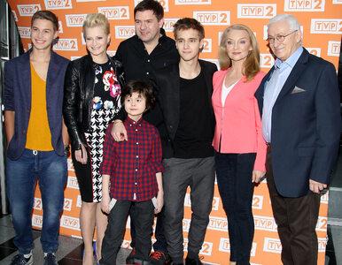 """""""Rodzinka.pl"""". Jak przez lata zmieniły się serialowe gwiazdy?"""