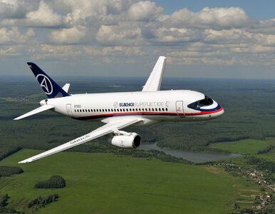 SuperJet 100 – konstrukcja, która była oczkiem w głowie Władimira Putina
