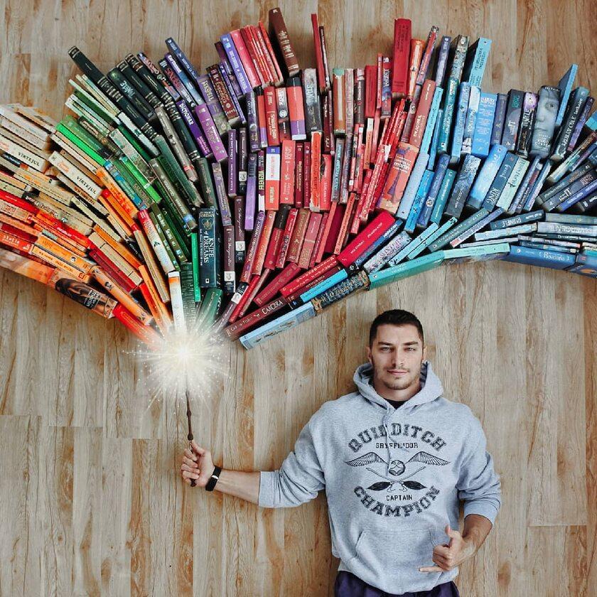 James Trevino i jego książki