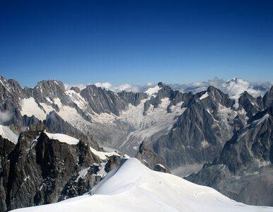 Tragiczny wypadek w Alpach. Nie żyje Polak