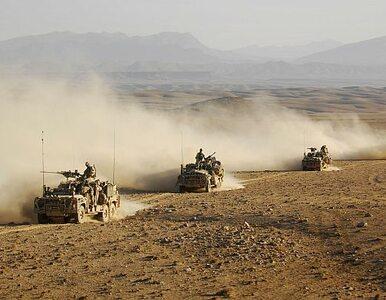 Afganistan: kolejny żołnierz sojuszu nie żyje