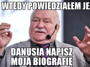 Lech Wałęsa kończy 75 lat. Przypominamy memy z byłym prezydentem