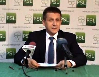 Za czyje pił minister z PSL? Sąd nie chciał powiedzieć