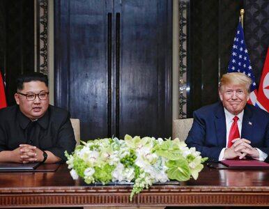 Kolejny list Kim Dzong Una do Donalda Trumpa. Prezydent USA chce...