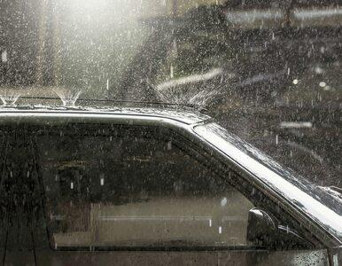 Czwartek z deszczem i burzami. Lokalnie może spaść grad