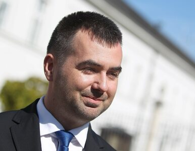 Rzecznik prezydenta o zatrzymaniu Bartłomieja M: Duży problem dla...