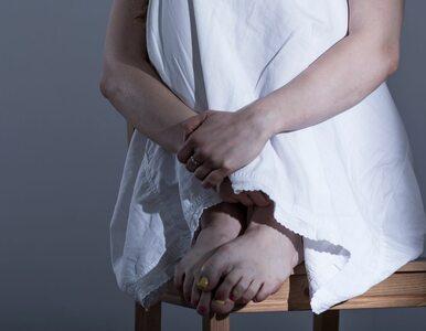 Gwałcił 14-letnią, niedowidzącą córkę. Jej matka zmarła na raka