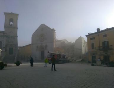 Kolejne trzęsienie ziemi we Włoszech