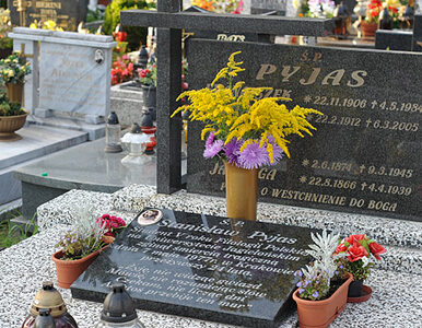 IPN pyta o szczątki Pyjasa