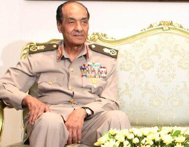 Marszałek wciąż będzie kierował obroną Egiptu
