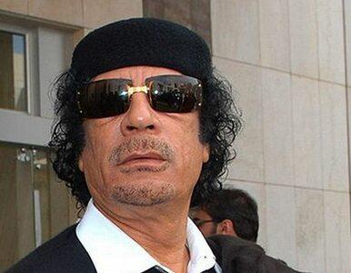 """""""Kadafi wykorzystywał marynarkę wojenną przeciw ludności Misraty"""""""