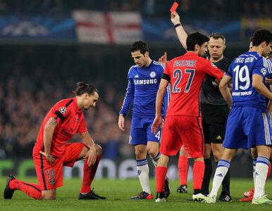Zażenowany Ibrahimović: Zawodnicy Chelsea to jedenastu dzieciaków