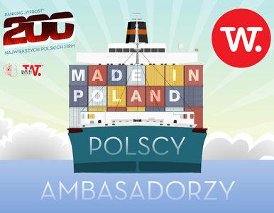 """Ranking """"Wprost""""  – Polscy Ambasadorzy. Za co świat kocha nasz kraj?"""