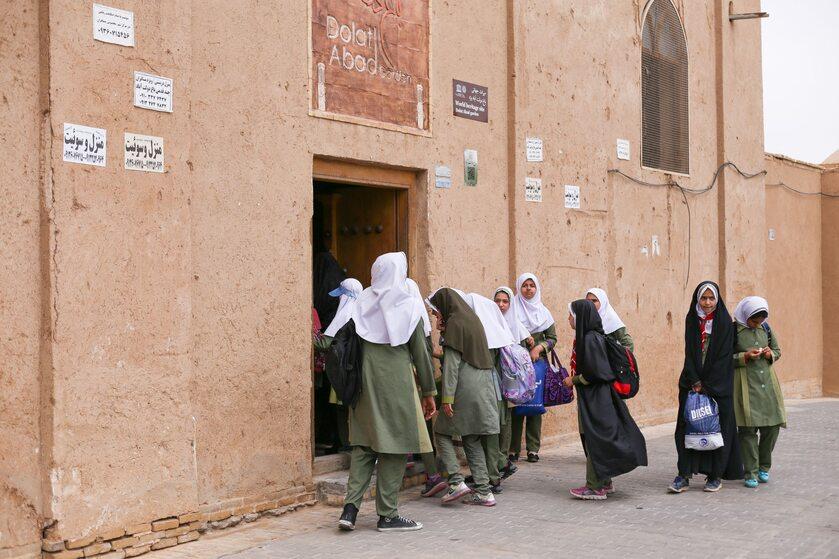Szkoła w Iranie, zdjęcie ilustracyjne